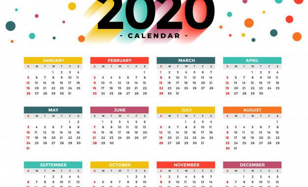 Calendario 5: le nuove date degli eventi fieristici   Fiere Italiane