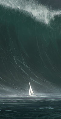Anchors in an Open Sea trilogy