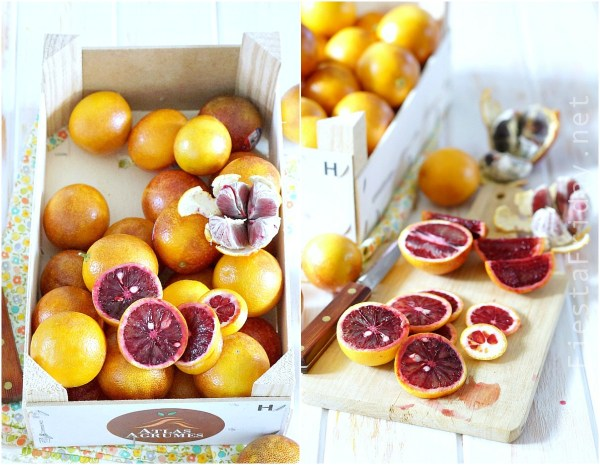 blood oranges | fiestafriday.net