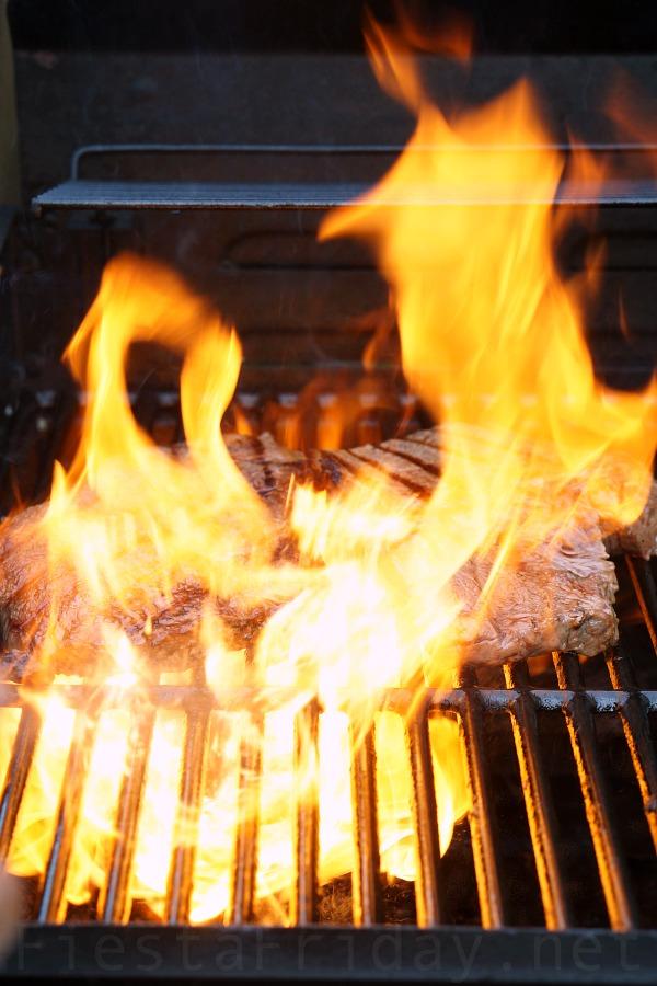 grilled sirloin steak | fiestafriday.net