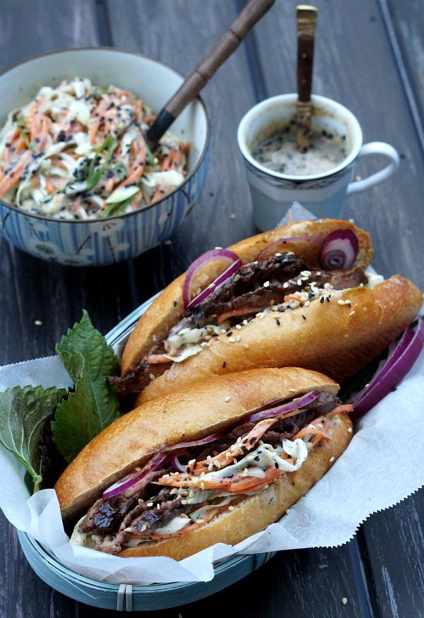 Koagie Sandwiches | FiestaFriday.net