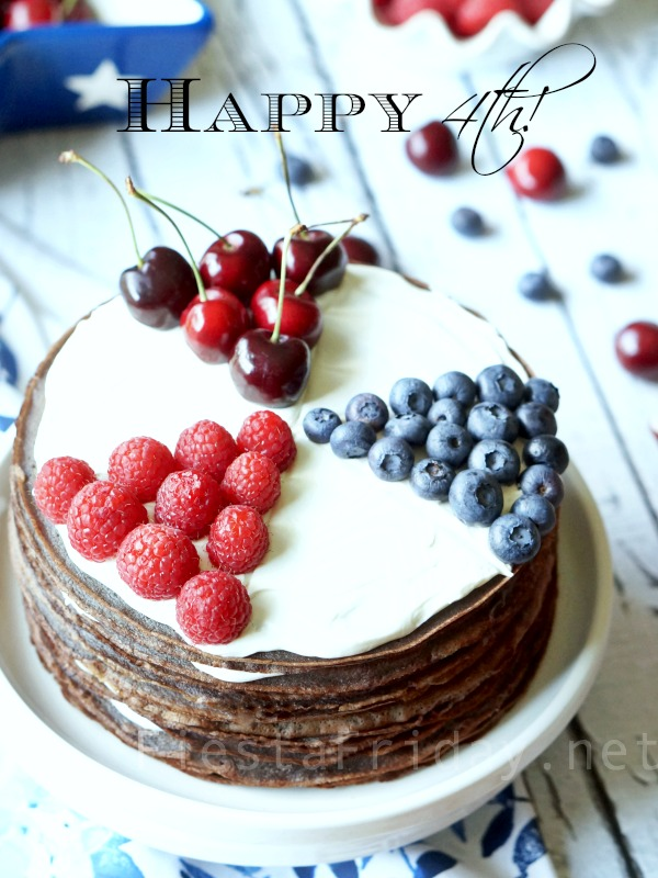 red-white-and-blue-crepe-cake