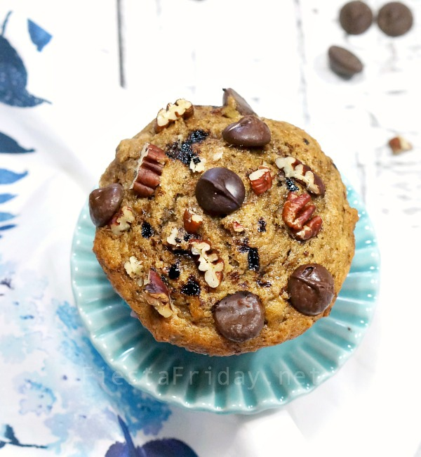 espresso-chocolate-nut-muffin-2 | fiestafriday.net