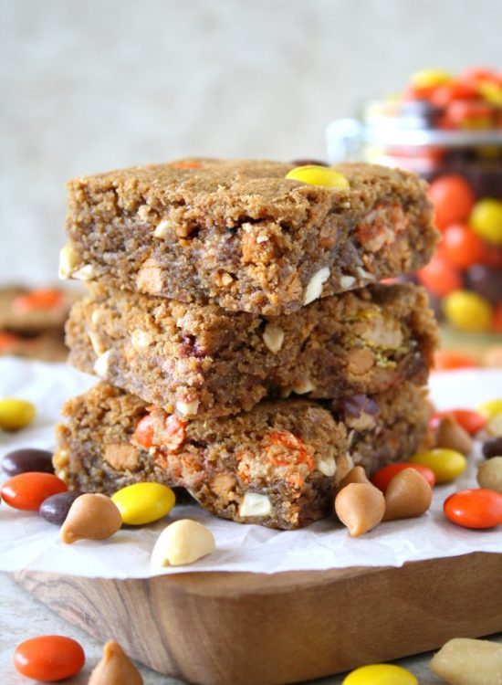 pb-blondies