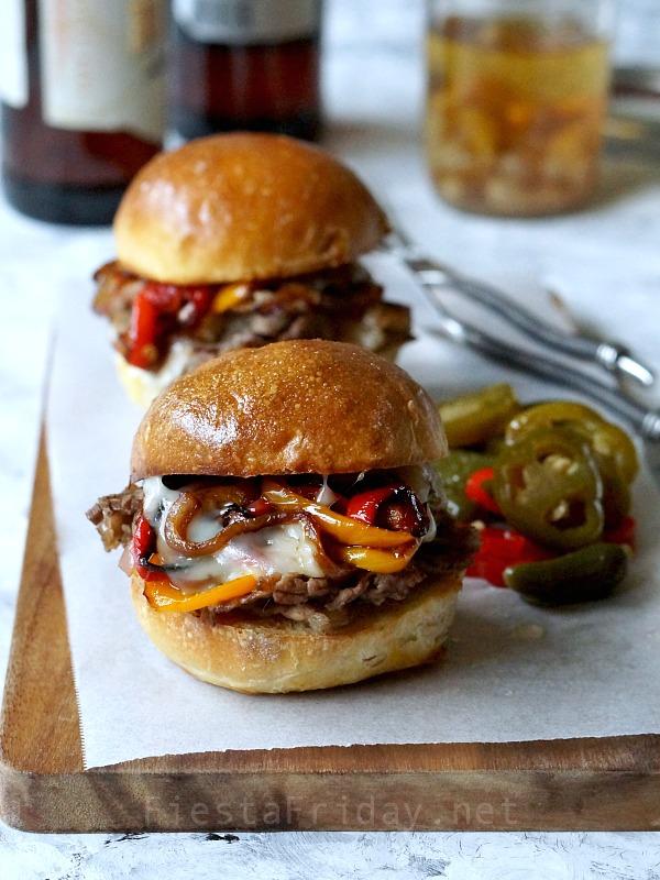 hot-beef-sliders | fiestafriday.net