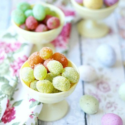 "Sour Patch Easter ""Eggs"""