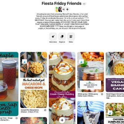 Fiesta Friday #373
