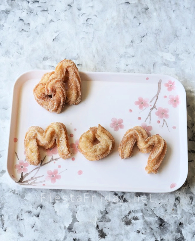 Mother's Day Churros