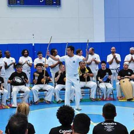 Capoeira El Paso