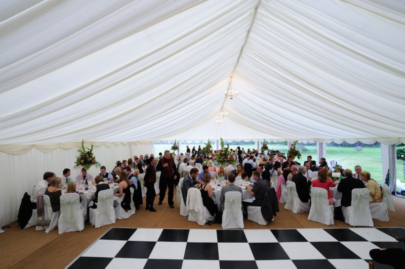 Fiesta Marquee Hire: Marquees, Awnings And Catering
