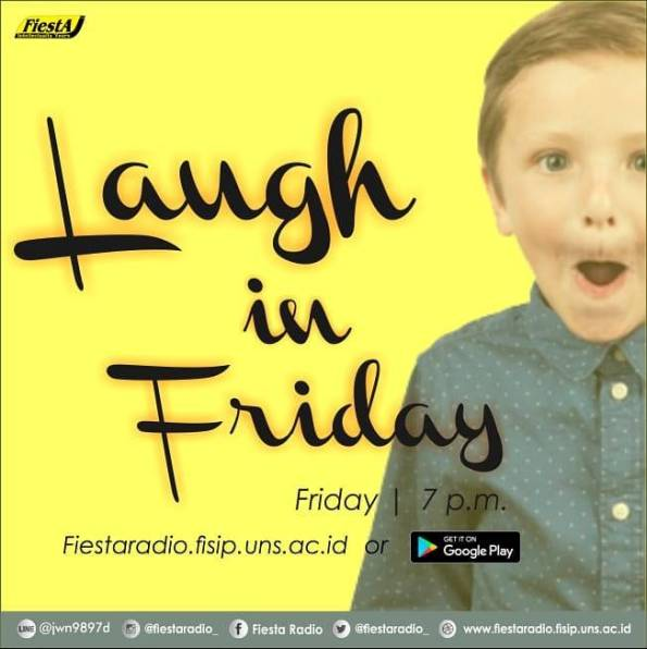 Laugh In Friday