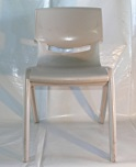 Almond Stack Chair