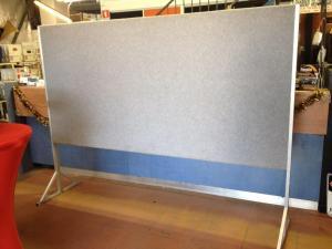 Display Panel Freestanding