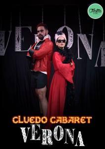 Cluedo Interactivo Cabaret Verona personajes
