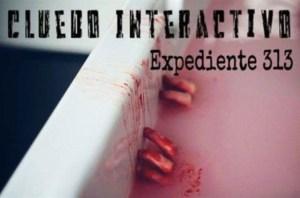 Cluedo Interactivo Expediente 313. Cena de terror
