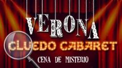 Coaching de equipos o Team building - Cena con asesinato o Cena de Misterio - Cluedo Interactivo Cabaret VeronA