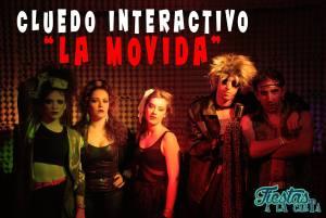 Cena de Misterio, Cena con Asesinato - Cluedo La Movida
