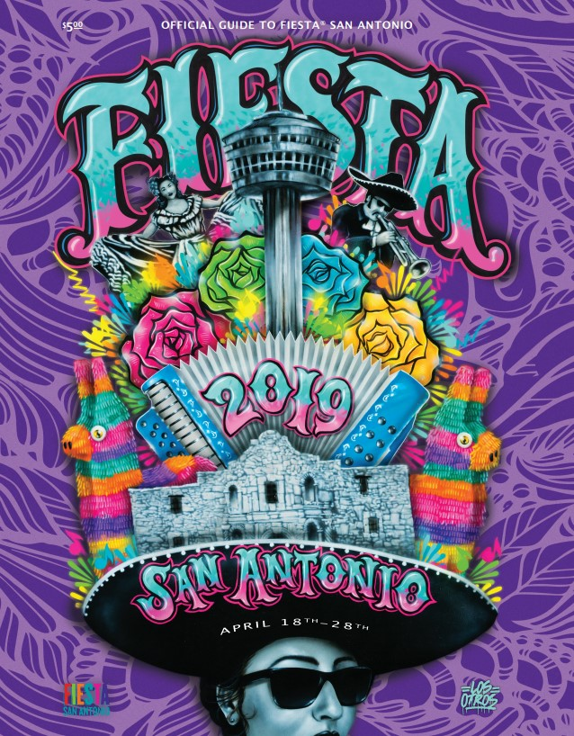 Fiesta San Antonio 2020 Calendar Official Guide to Fiesta San Antonio – FREE Digital Access