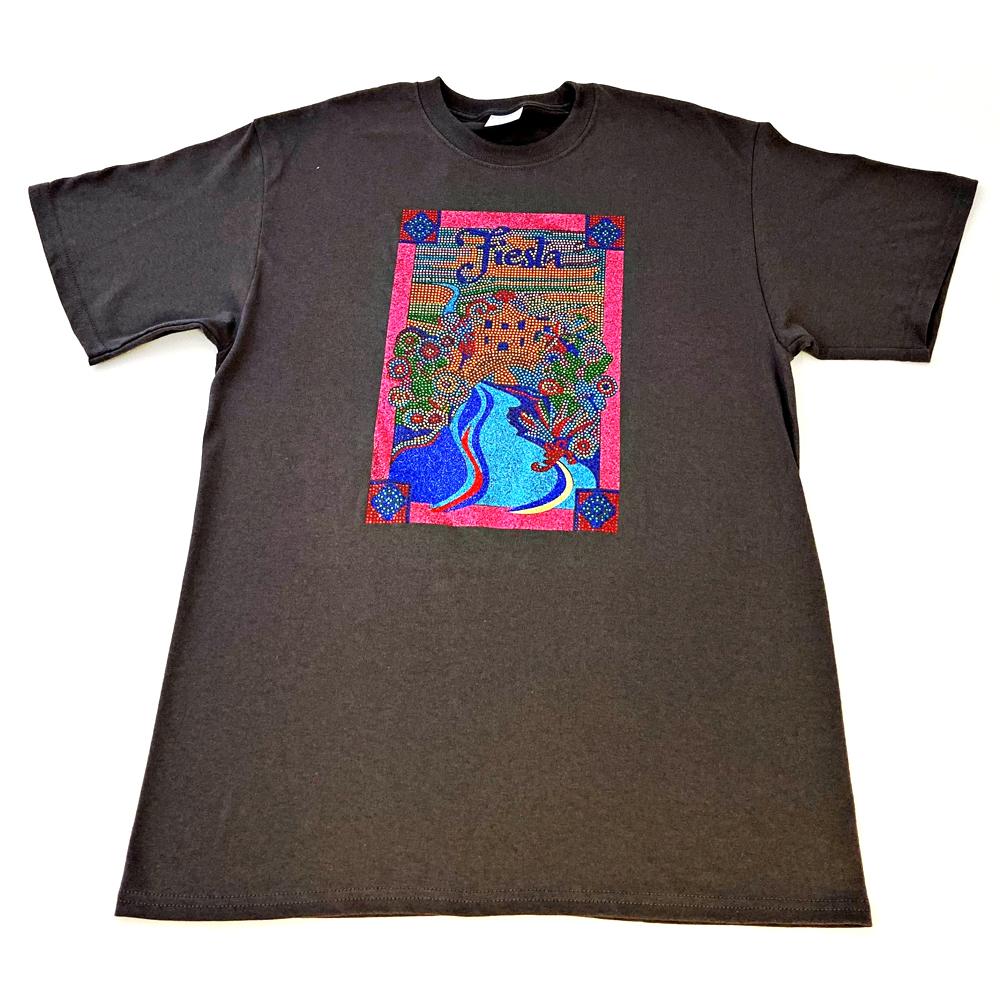 Bling Charcoal Poster Shirt 2020