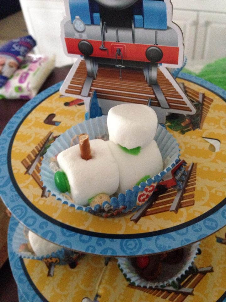 Thomas And Friends Birthday Party Fiestas And Food