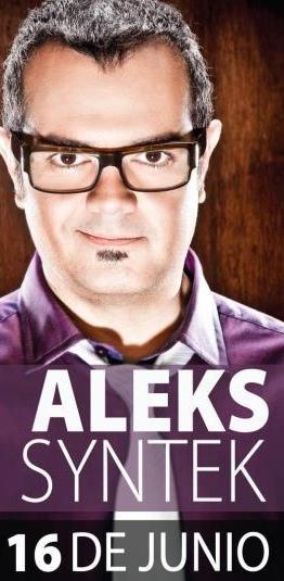 Aleks Syntek en Ensenada