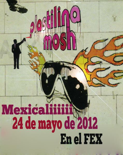 platilina mosh mexicali