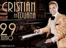 Cristian Castro en Tijuana