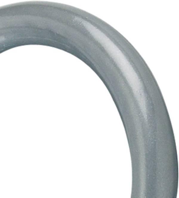 Abus kabelslot 650/65 Color zilver