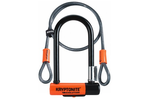 Kryptonite Evolution Mini 7 + 4'Flex - Nieuwe Editie