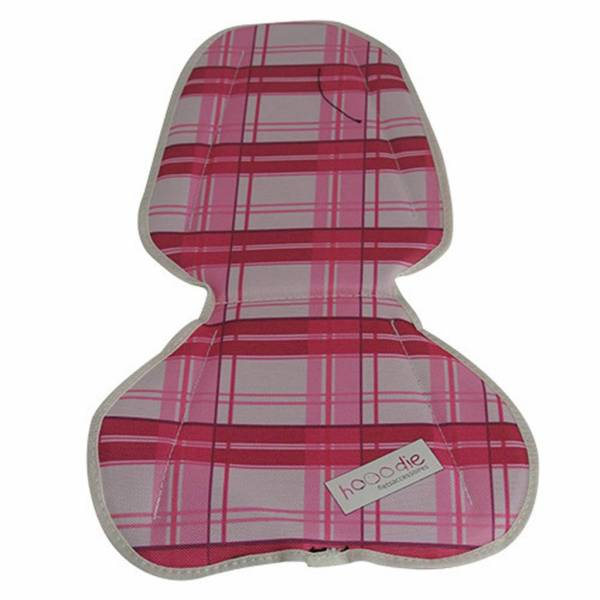 Kussentje Mini Pink Plaid
