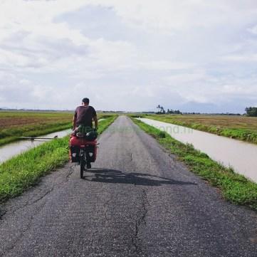 Fietsen door Maleisië