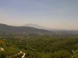 16juni2012_3_Eerste blik op de Vesuvius!