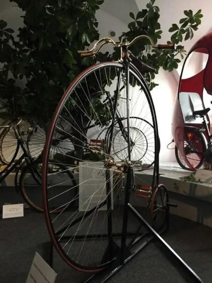 Danubio Austria Ybbs an der Donau Fahrradmuseum