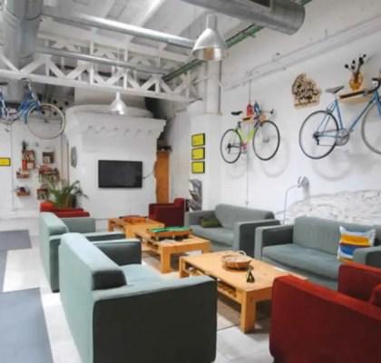 Barcelona Bed Bike Hostel
