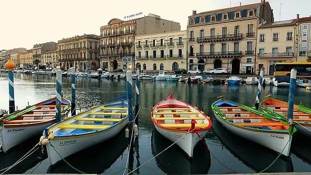 Puerto de Sète