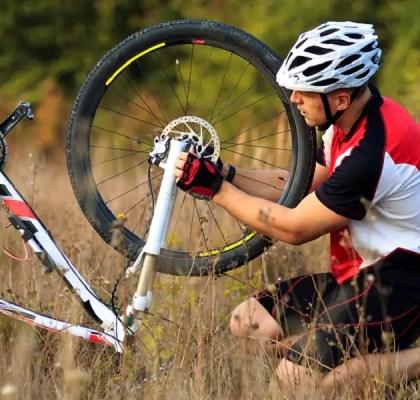 Cambiar de bicicleta
