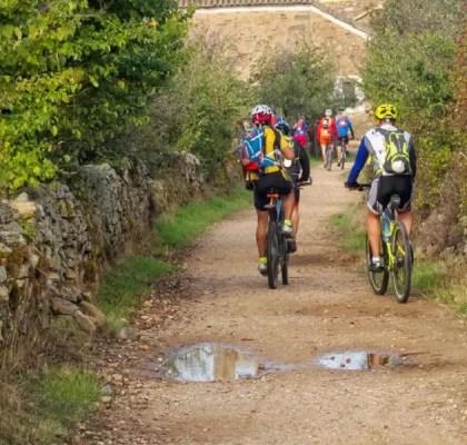 Castilla y León ruta en bici por Soria