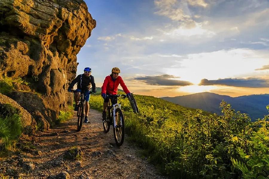 Rutas en bici para otoño