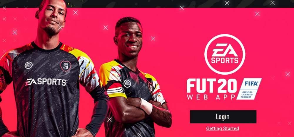 FIFA20 Web App正式開放 - GameorNothing