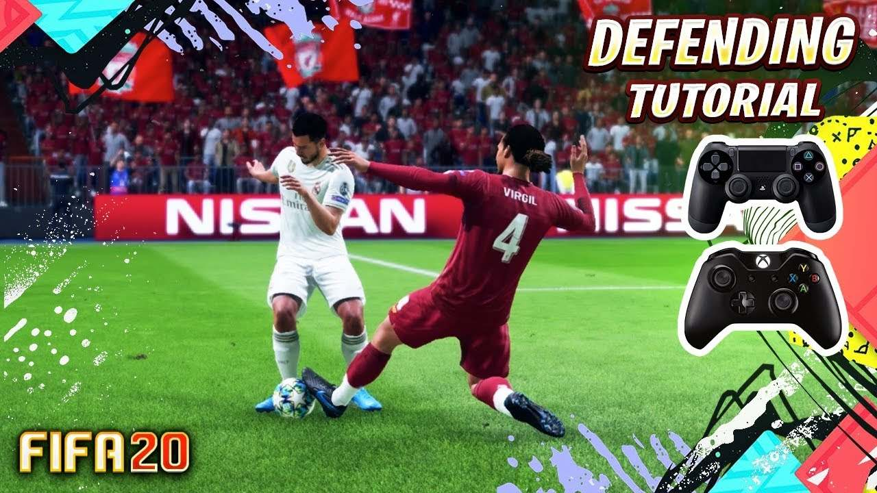 FIFA20 防守教程 - Ovvy - GameorNothing