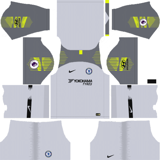 Goalkeeper Away