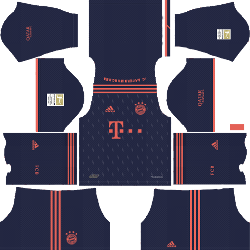 Bayern Munich Kits – Away Kit