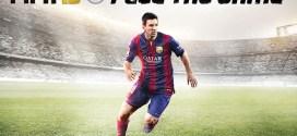 FIFA 15 Kapak fotoları