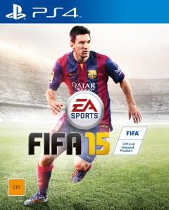 FIFA 15 kapak fotoğrafı PS4