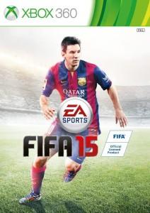 FIFA 15 kapak fotoğrafı  XBOX360