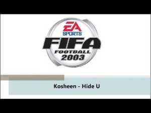FIFA Football 2003 Oyun Müzikleri