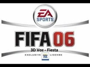 FIFA 06 Oyun Müzikleri