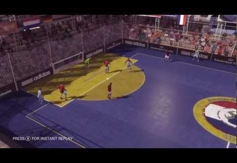 FIFA Sokak Futbolu En İyi 10 Gol