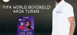 FIFA World Arda Turan