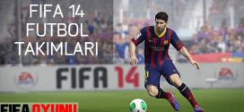 FIFA 2014 FUTBOL TAKIMLARI